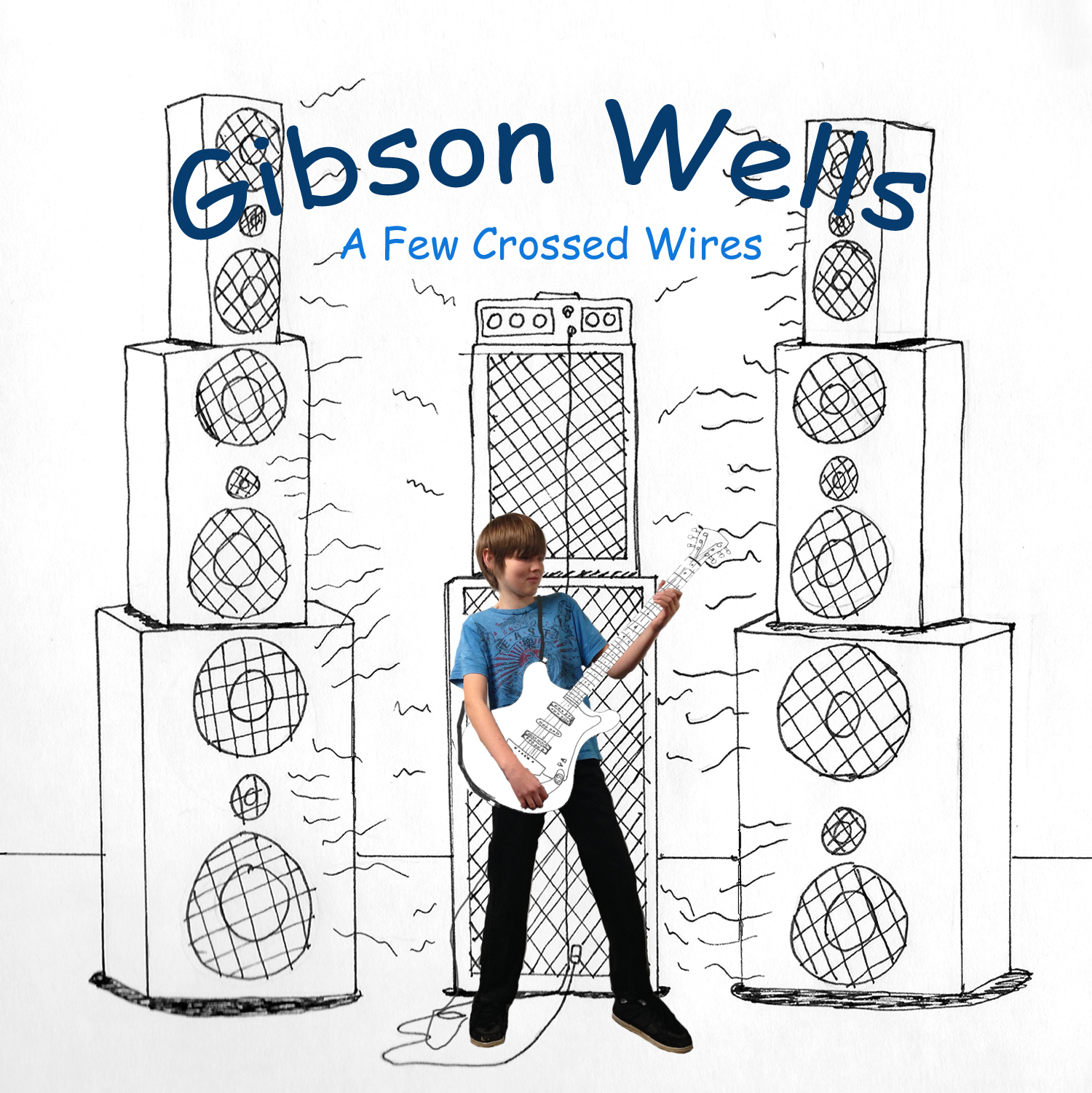 Gibson Wells-A Few Crossed Wires