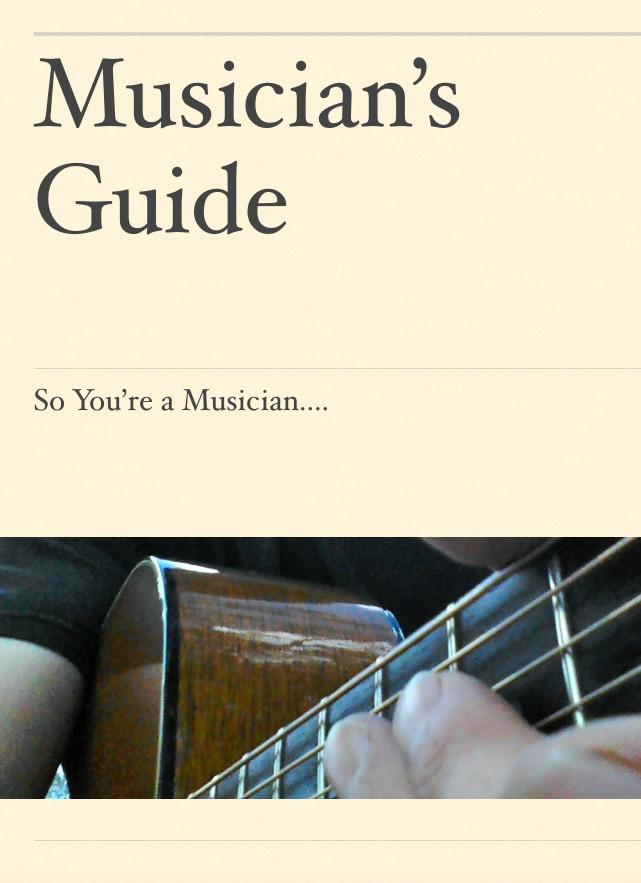 Musician's Guide