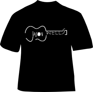 Jason Wells Logo T-shirt