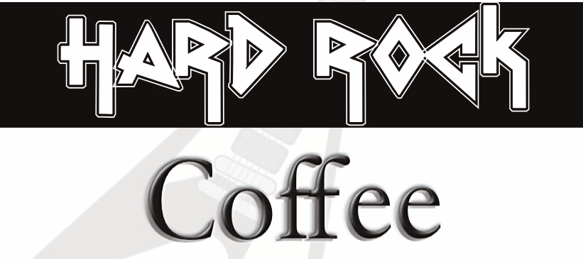Hard Rock Coffee